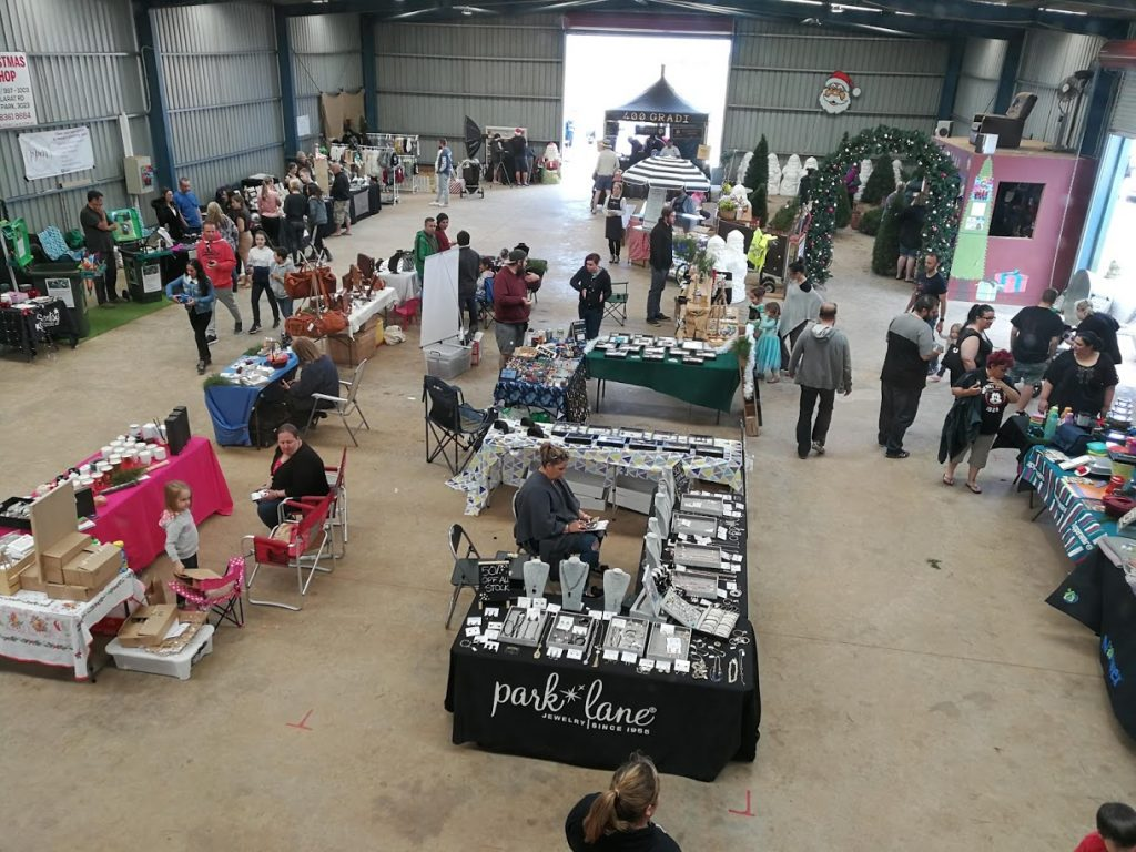Christmas Market at the Forest Green Market